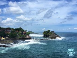 Templo de Tanah Lot, Isla de Bali.