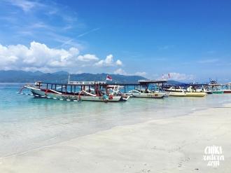 Isla Gili Trawangan, Lombok.