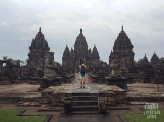 Templo de Prambanan, Isla de Java.