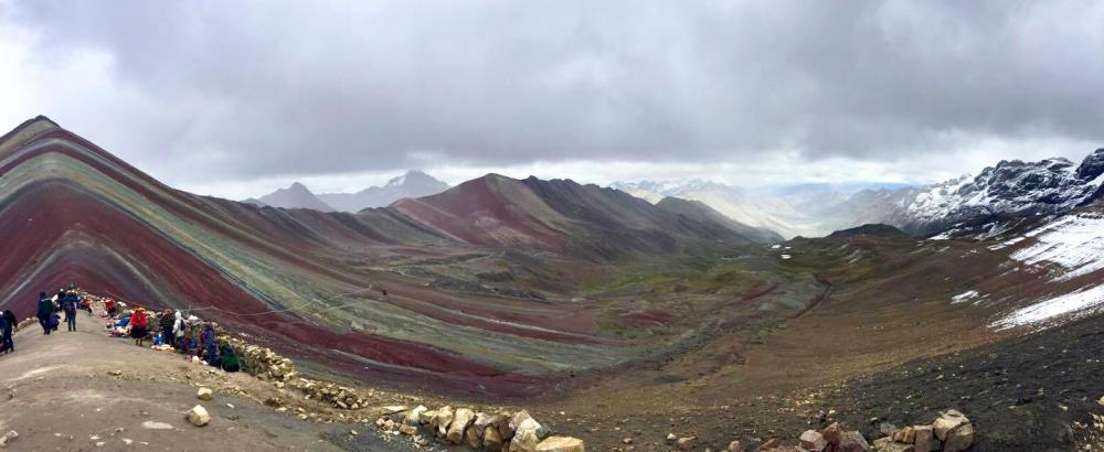Montaña de 7 Colores. Mayo 2017